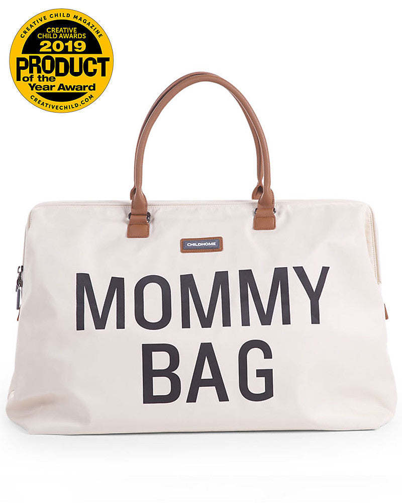 Changing Bag Mommy Bag Ivory Childhome - Decochic