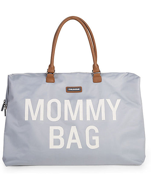 Changing Bag Mommy Bag Gray Childhome - Decochic