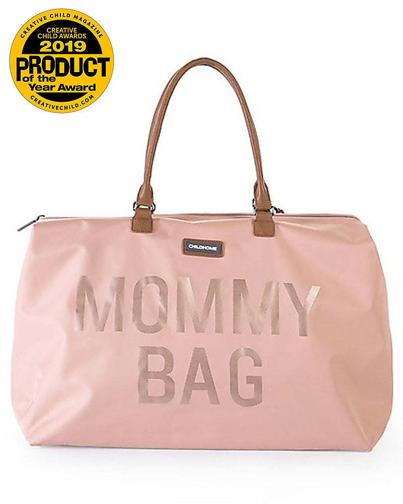 Borsa Fasciatoio Mommy Bag Rosa Childhome - Decochic