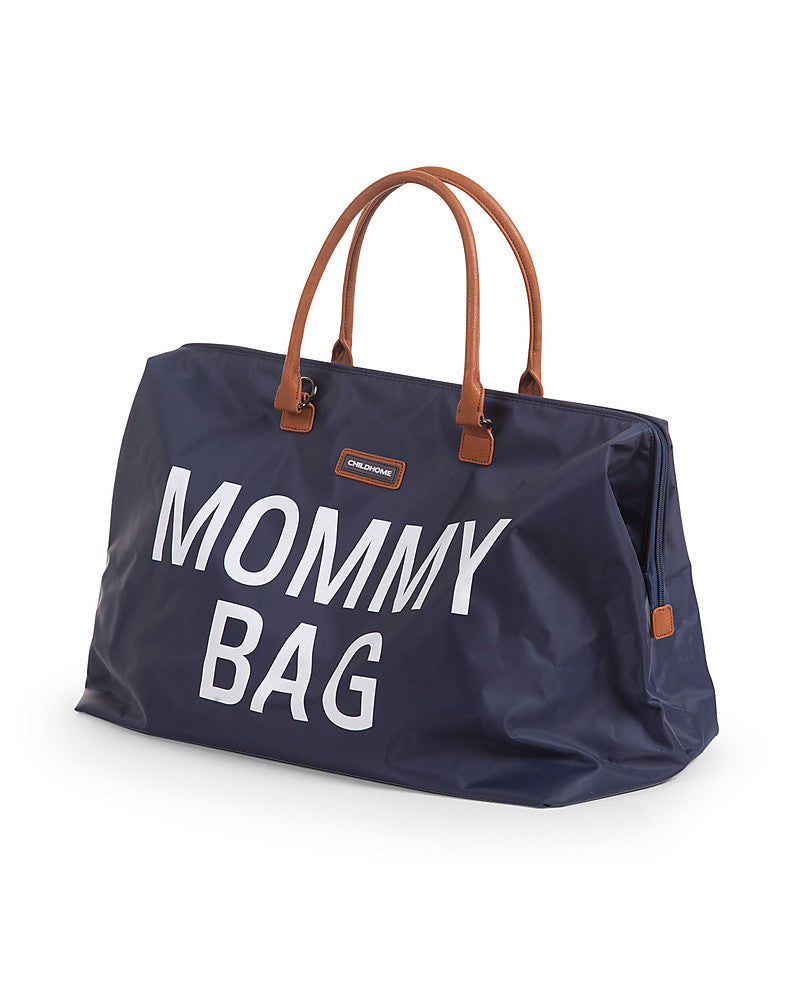 Bolso cambiador Mommy Bag Blue Childhome - Decochic