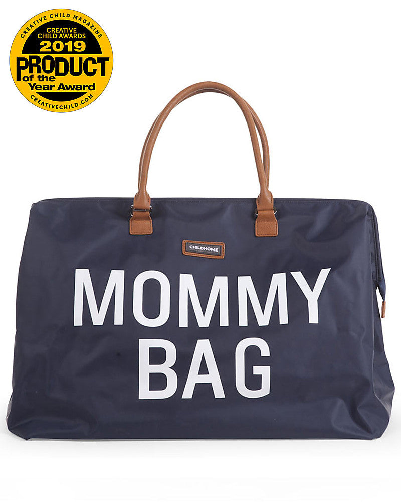 Changing Bag Mommy Bag Blue Childhome - Decochic