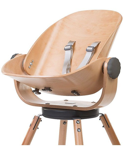 Seduta Evolu Newborn Naturale/Antracite Childhome - Decochic