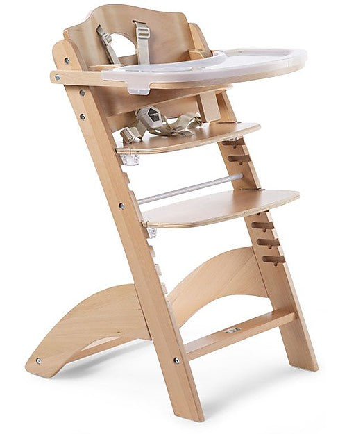 Evolutive Hochstuhl In Lambda 3 Natural Childhome - Decochic