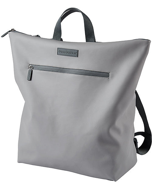 Gray Folding Changing Backpack for Women By Deer - Decochic