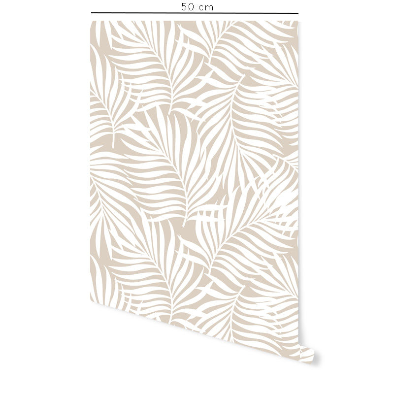 Tropical Leaves Self-Adhesive Film - More Colors Available - Decochic