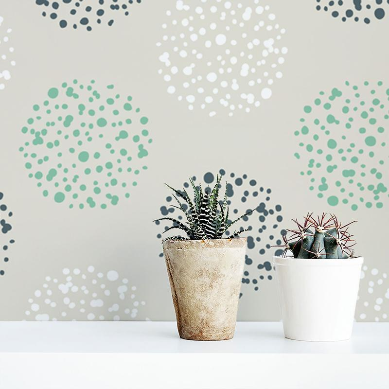 Flower Self-Adhesive Film - Decochic
