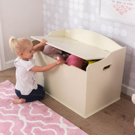 Kidkraft Cream Toy Basket - Decochic