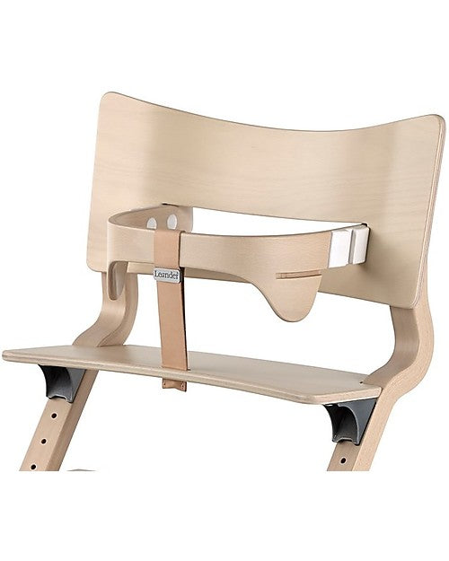 Leander Abdominal Protection for Bleached High Chair