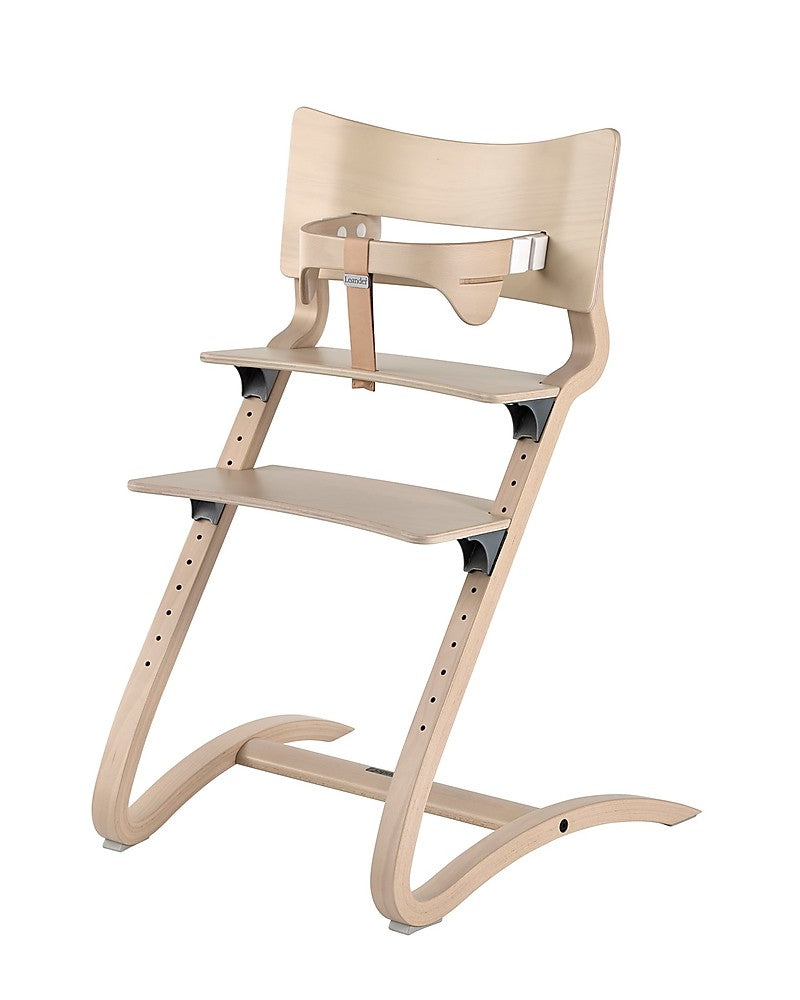 Leander Bleached Evolutionary High Chair - Decochic