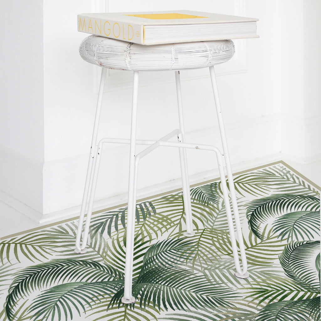 Tropical Acquerello - Decochic kitchen rug
