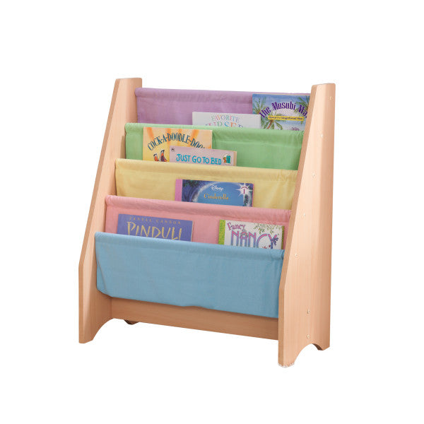 Colorful Montessori Library Kidkraft - Decochic