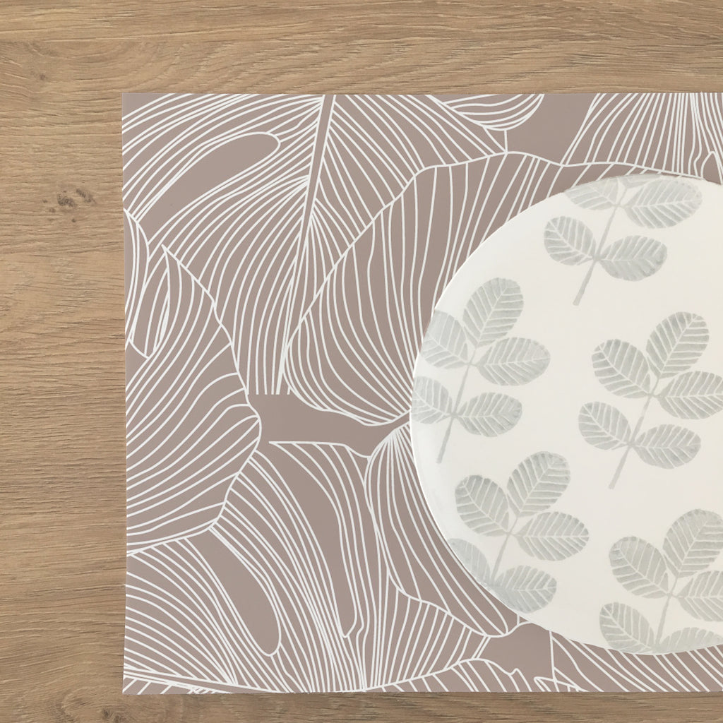 Palme Vinyl Placemat - More Colors Available - Decochic