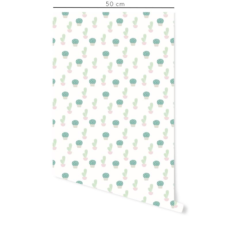 Self-Adhesive Seedlings Cactus - Decochic