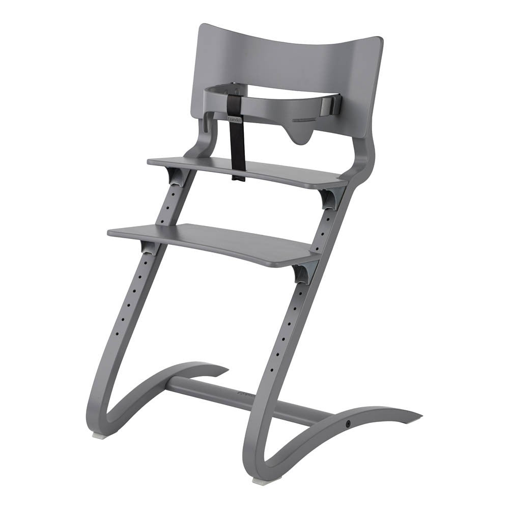 Evolutionary High Chair Leander Gray - Decochic