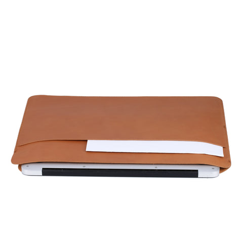 Tan Laptop Sleeve