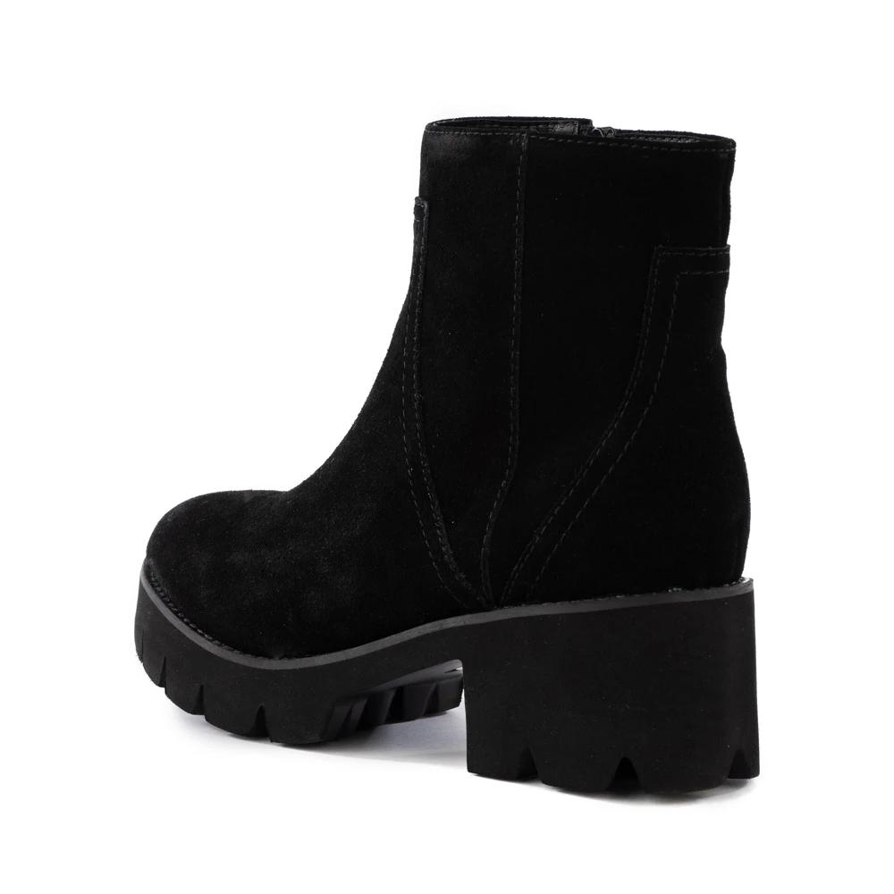 Product image of black suede back