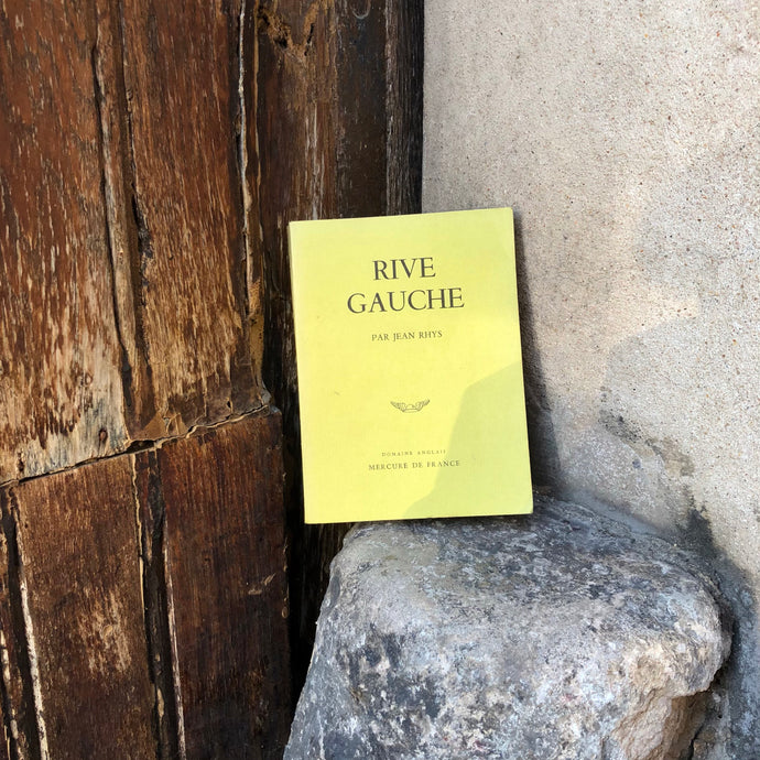 Rive Gauche and The Life of Jean Rhys
