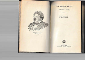 The Black Tulip Alexandre Dumas