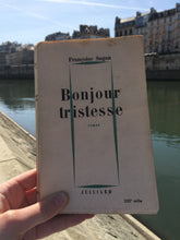 Load image into Gallery viewer, François Sagan Bonjour Tristesse