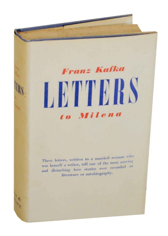 Franz Kafka's Letters to Milena with Morgane Ortin