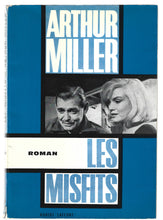 Load image into Gallery viewer, Arthur Miller Les Misfits