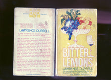 Load image into Gallery viewer, Bitter Lemons Lawrence Durrell
