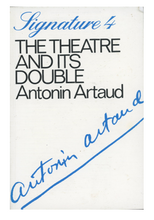 Load image into Gallery viewer, The Theatre and its Double Antonin Artaud