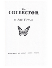 Load image into Gallery viewer, John Fowles The Collector
