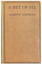 Load image into Gallery viewer, Joseph Conrad A Set of Six