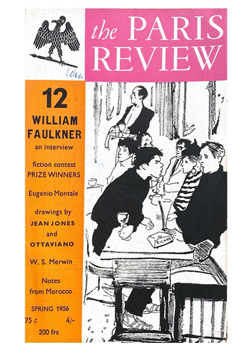 12 The Paris Review