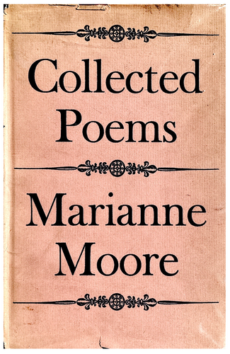 Marianne Moore Collected Poems