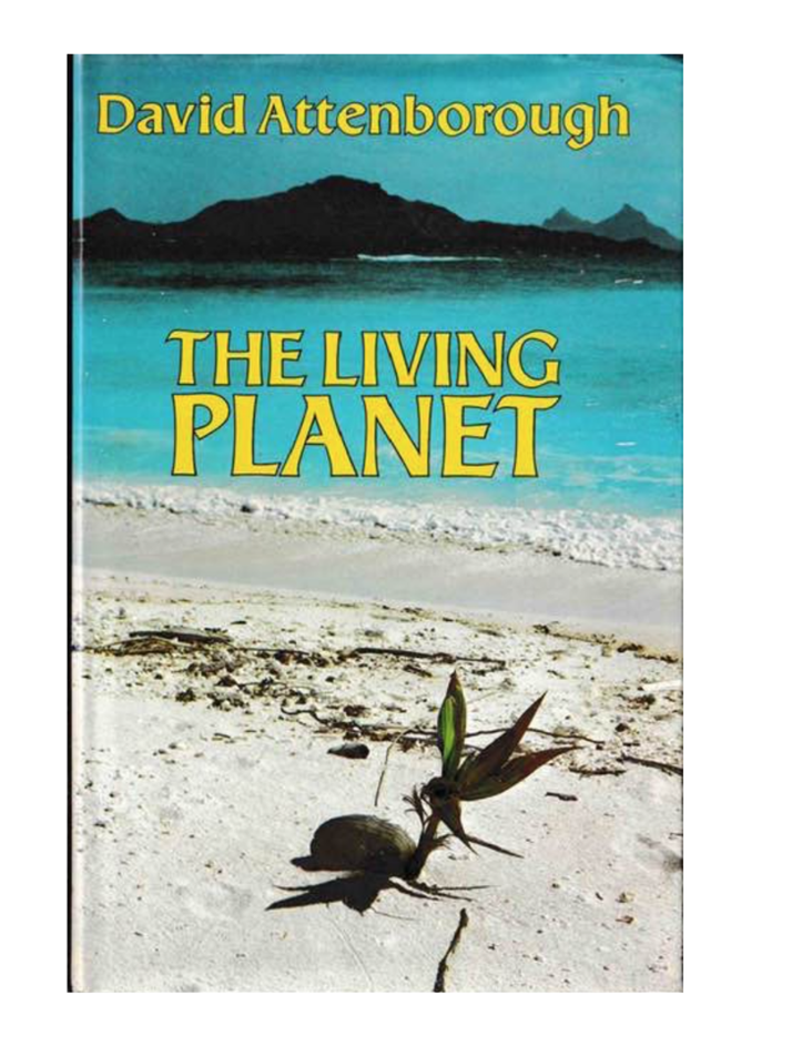 David Attenborough The Living Planet