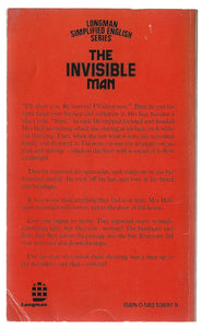 HG Wells The Invisible Man