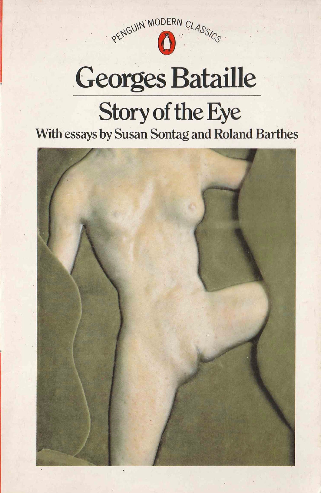 The Story of the Eye George Bastaille