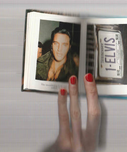 They Died Too Young Miniature book on Elvis
