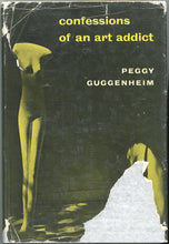Load image into Gallery viewer, Confessions of an art addict Peggy Guggenheim