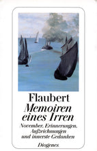 Load image into Gallery viewer, Gustave Flaubert Memoiren eines Irren DE