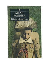 Load image into Gallery viewer, Life is Elsewhere Milan Kundera