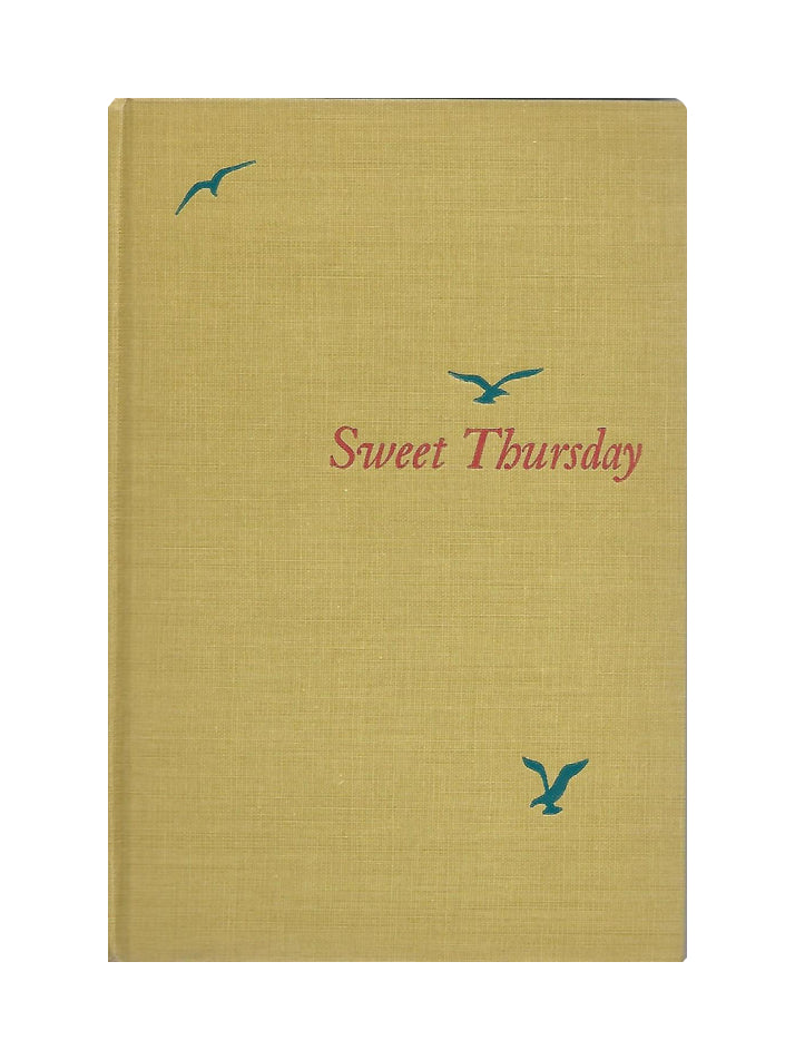 John Steinbeck Sweet Thursday