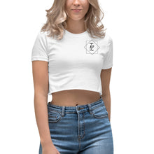 Load image into Gallery viewer, Beautiful people Women's Crop Top