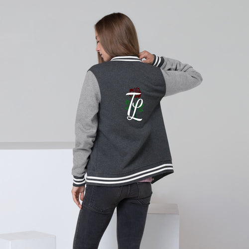 Women's totally Rosie Letterman Jacket