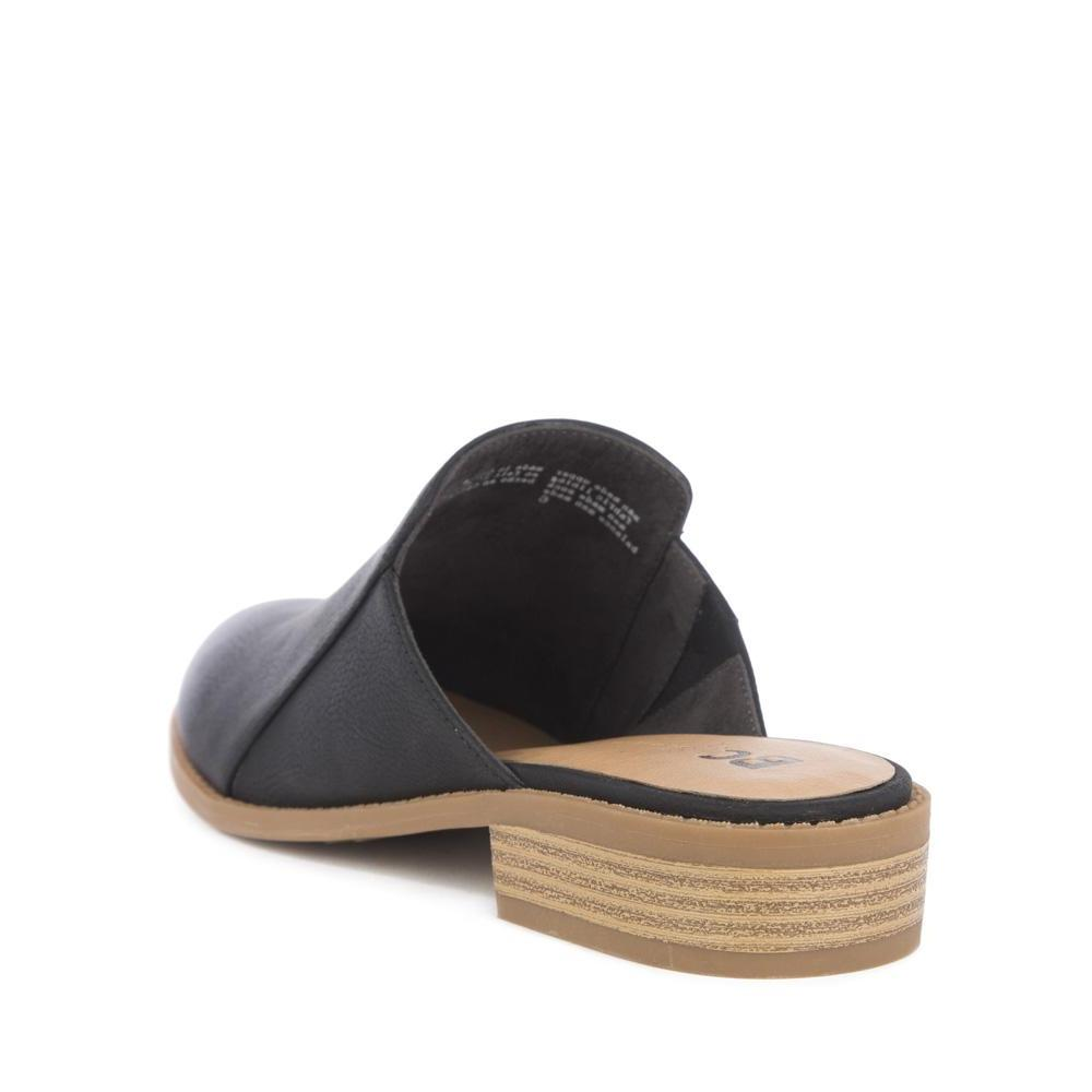 Product image of black vegan nubuck back