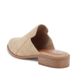 Product image of taupe vegan nubuck back