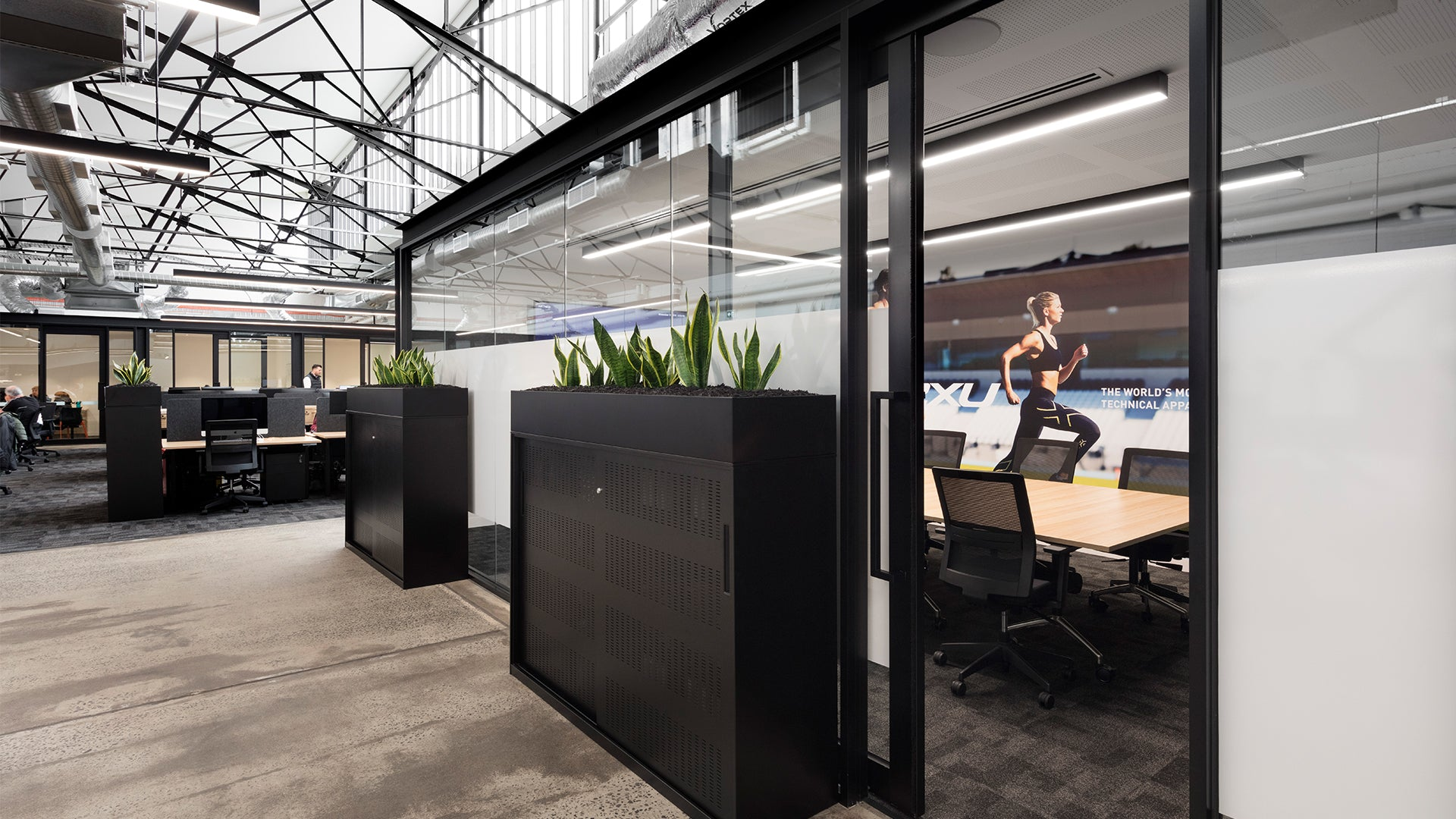 2XU Offices, Melbourne