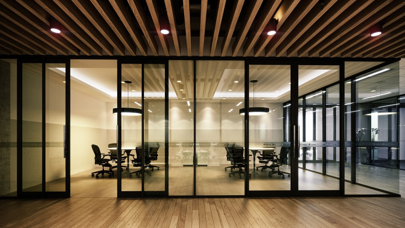 Arctic-Lena-the-contemporary-qualities-of-sliding-glass-doors-criterion-industries-office-fitout