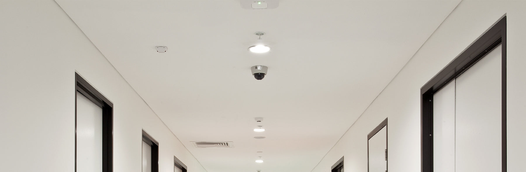 Concealed ceiling systems