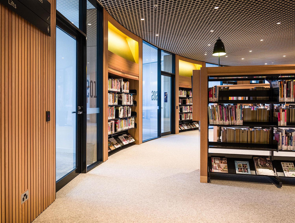 City of Perth Library by Kerry Hill Architects