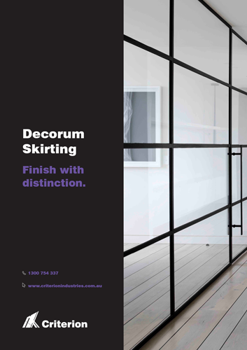 Decorum Skirting