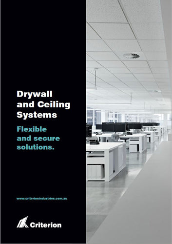 Drywall & Ceiling Systems