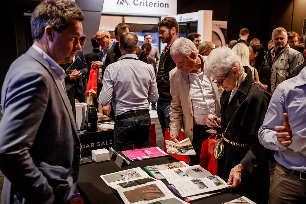 Over 285 architects attended from 140 firms.